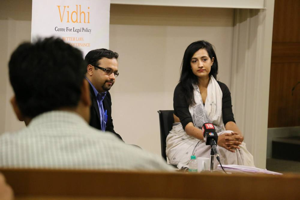 'Great Cases' Talk by Ms. Karuna Nundy on Shreya Singhal v. UOI 4