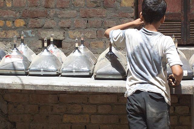 Amendments to Child Labour Laws 1