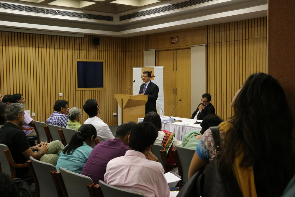 Audio: 'Great Cases' Talk by Sidharth Luthra 3