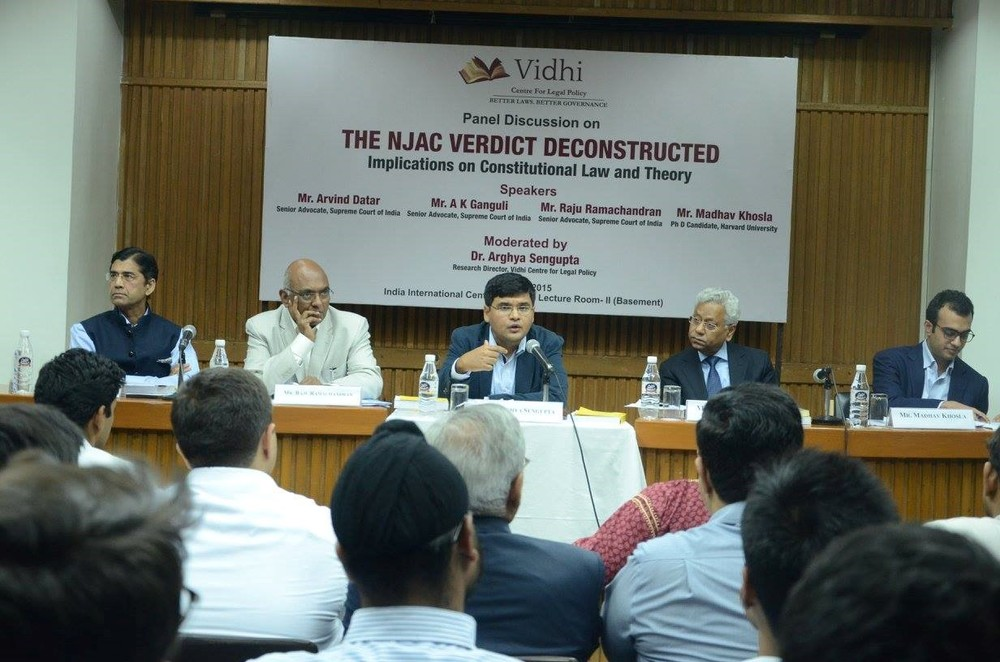 Panel Discussion: The NJAC Verdict Deconstructed 1