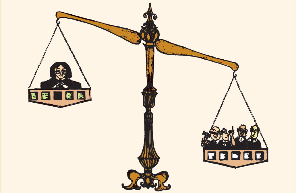 Tilting the Scale: Gender Imbalance in the Lower Judiciary 2