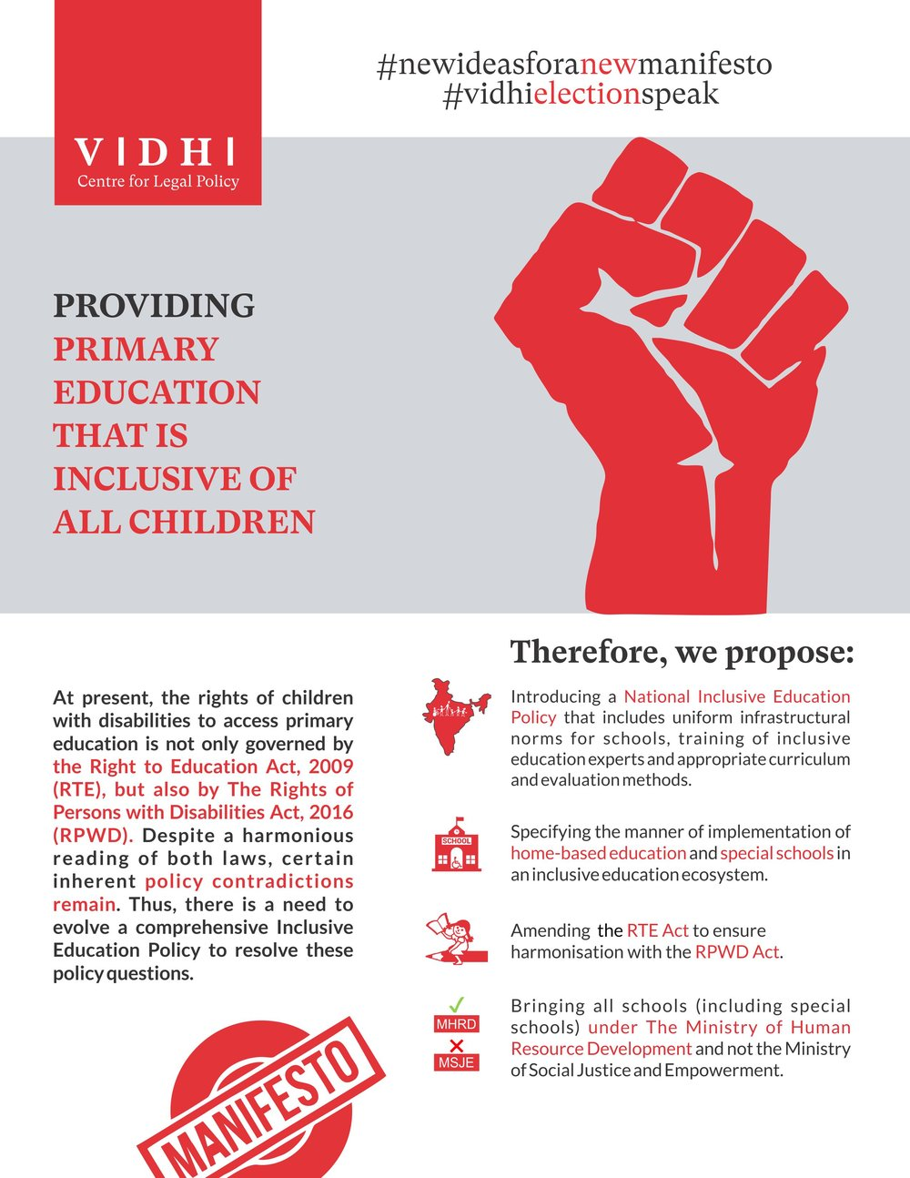 Providing Primary Education that is Inclusive of All Children 1