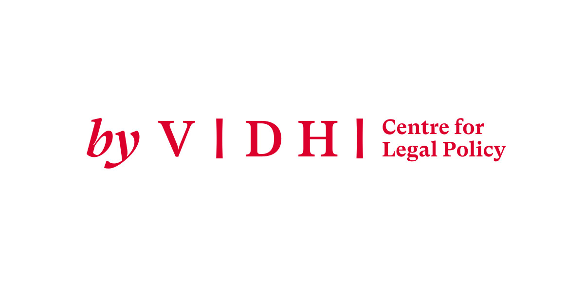 Home - Vidhi Centre for Legal Policy