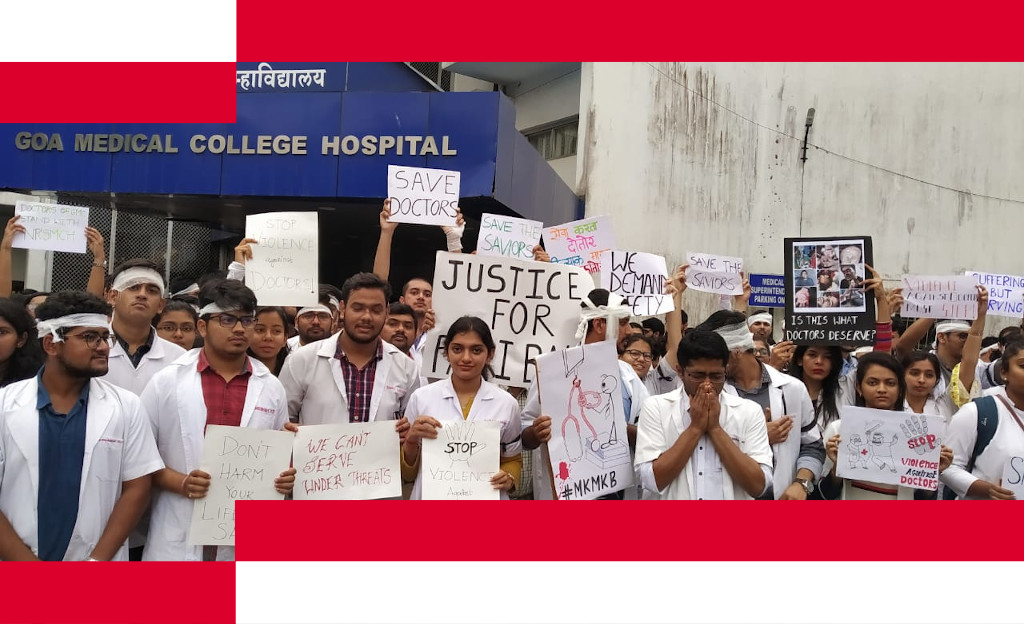 Violence against Healthcare Professionals in India: Recent Legal & Policy Issues 4