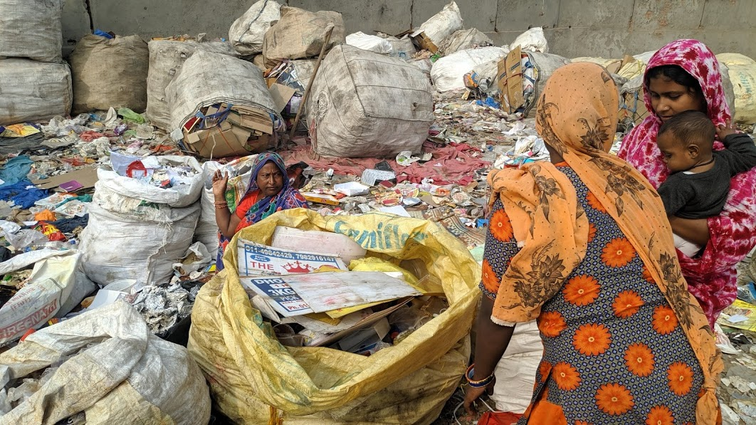 Delhi's Waste Management Process is Pushing Waste Pickers to the Margin 3