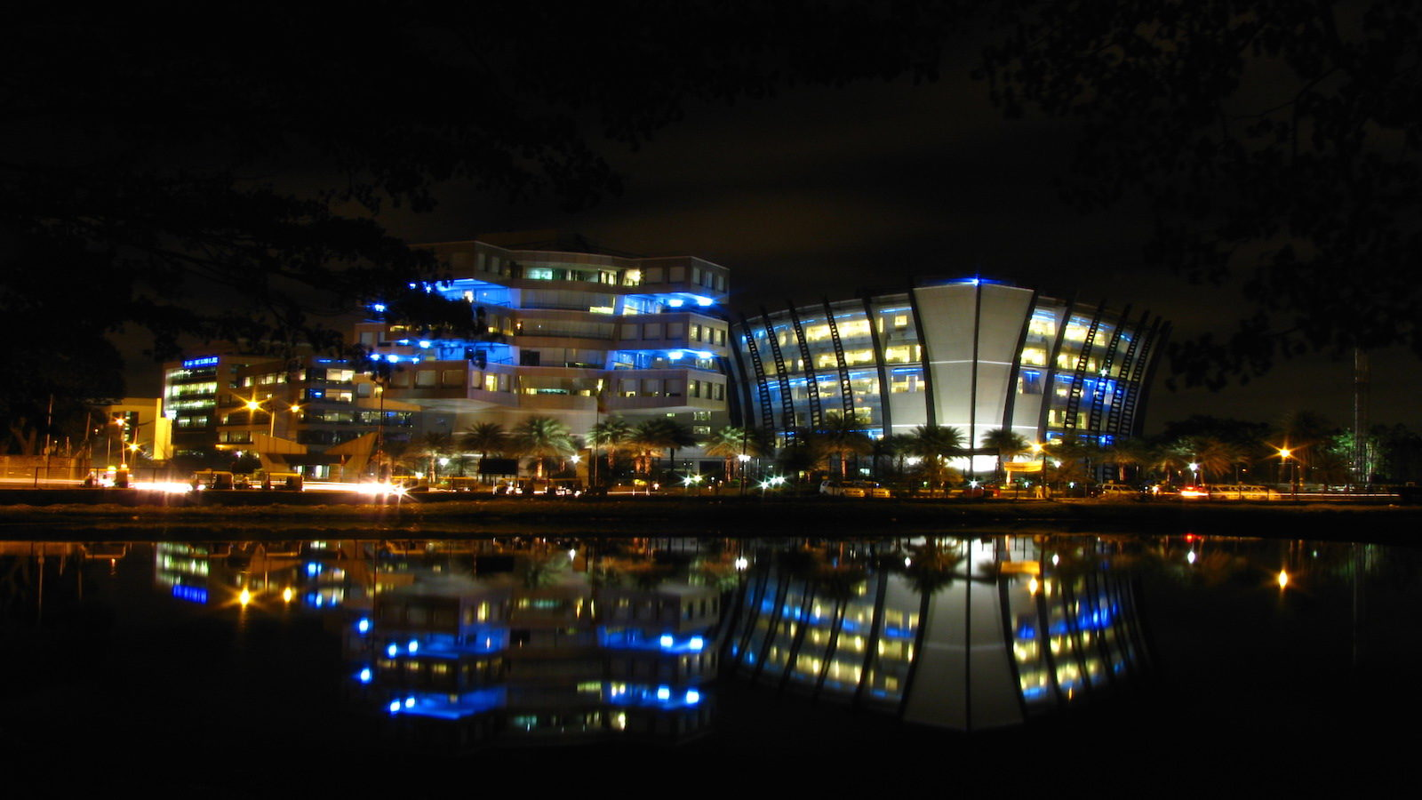 Bagmane tech park in Bangalore