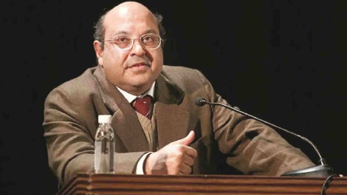 An image of Justice Nariman