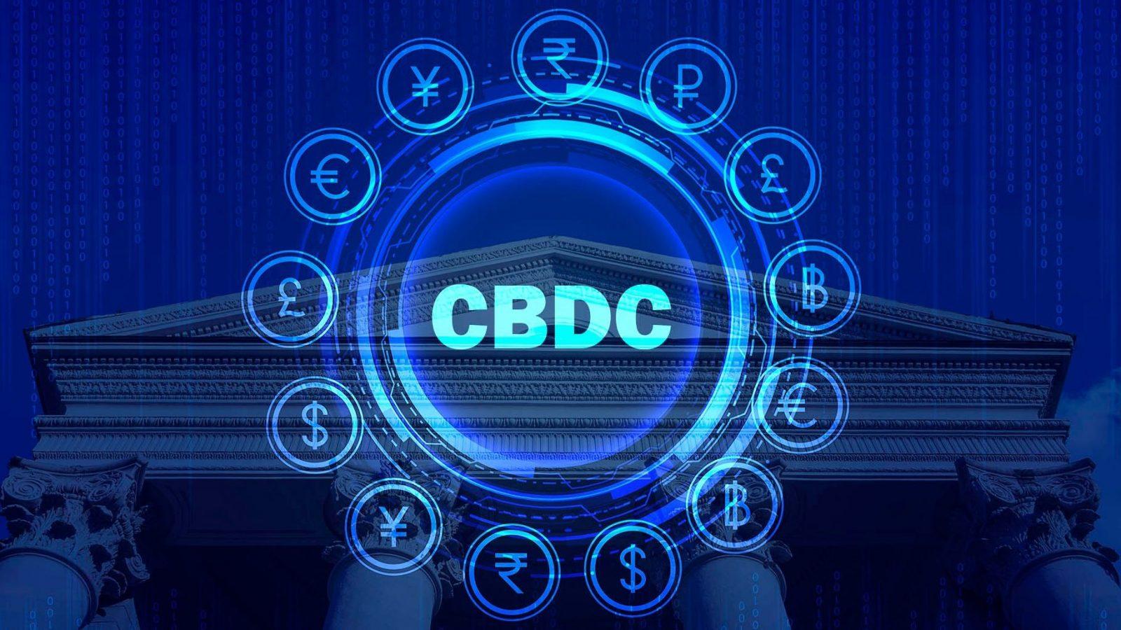 image of CBDCs